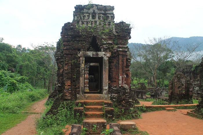 Santuario de My Son Templo E1