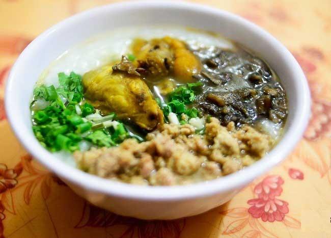 Sopa macre plato tipico de Ha Giang