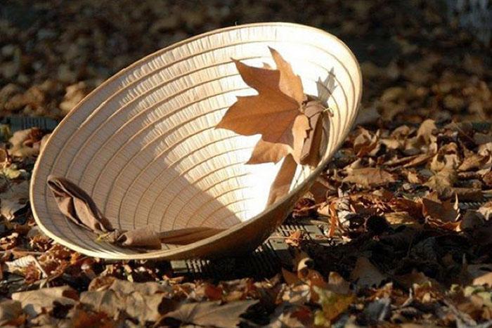 Sombrero conico de Hue