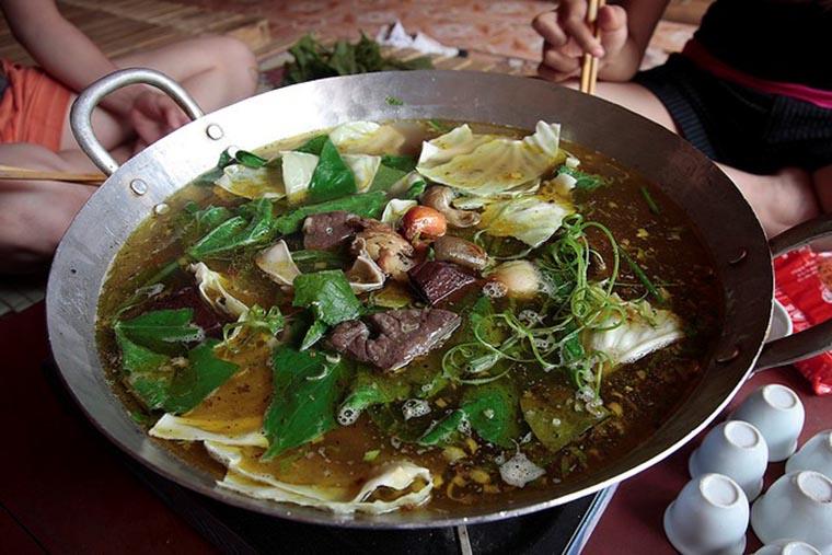 Sopa Thang Co de Sapa