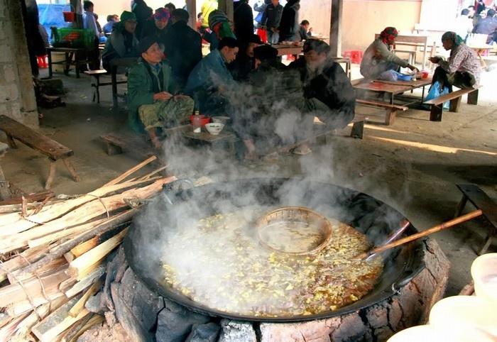 Sopa Thang Co en Bac Ha Vietnam