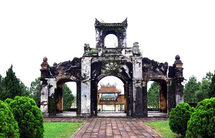 Templo de la literatura en Hue