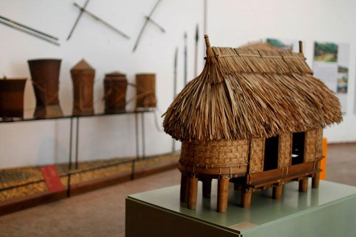 El museo de etnografia