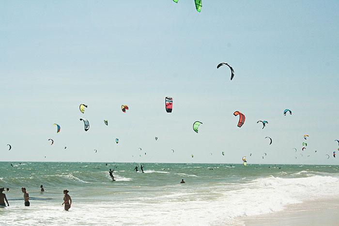 Kitesurf en Mui Ne Vietnam