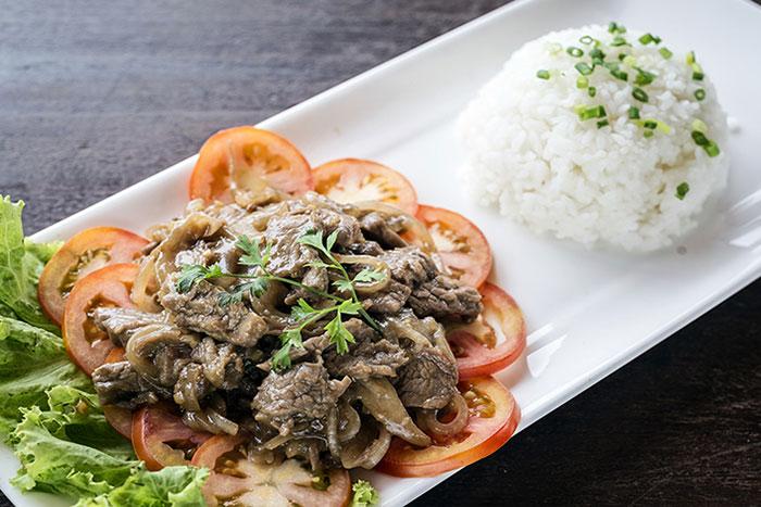 Phlea Sach plato camboyano