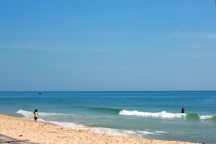 Playa de Hai Duong en Hue Vietnam
