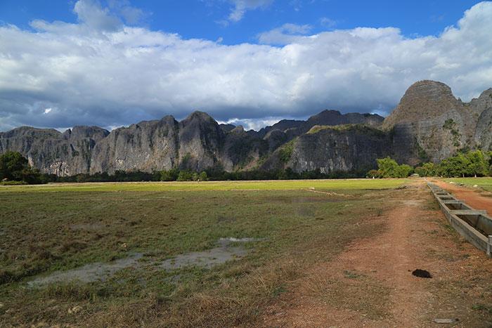 Senderismo en Khammouane Laos