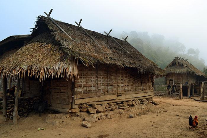 Alojamiento en Luang Namtha en Laos