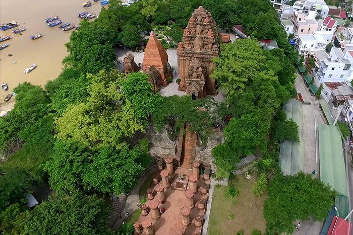 Templo Cham Po Nagar en Nha Trang