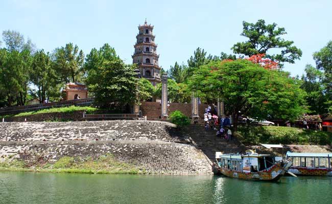 CIudad de Hue tour de Vietnam 3 semanas