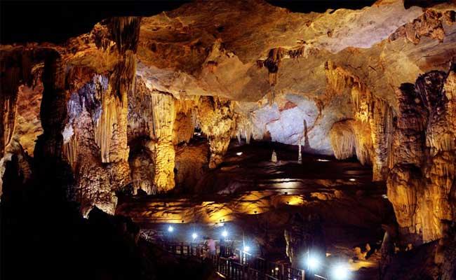 Cuevas de Phong Nha tour de Vietnam 3 semanas