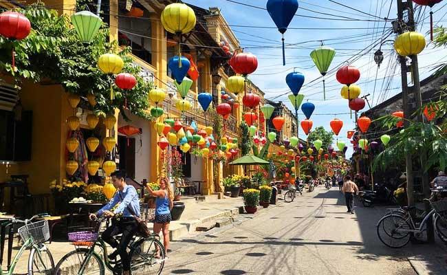 Hoi An Vietnam tour de 3 semanas