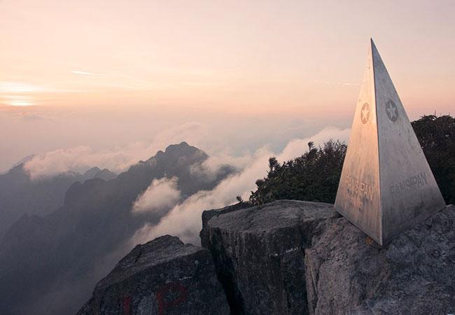 El Monte Fansipan en Sapa Vietnam