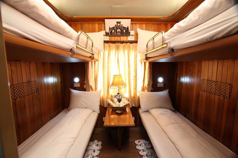 Tren cama de Hanoi a Sapa