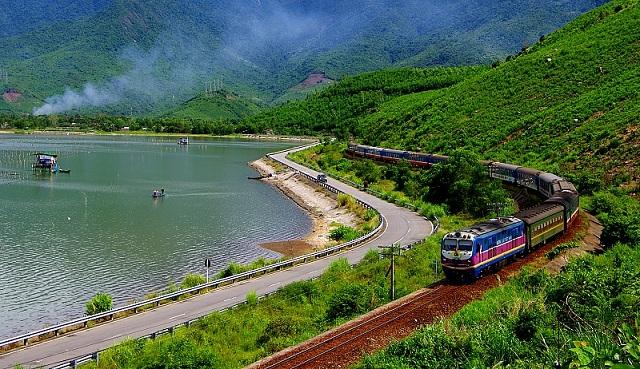 Tren de Hanoi a Ho Chi Minh