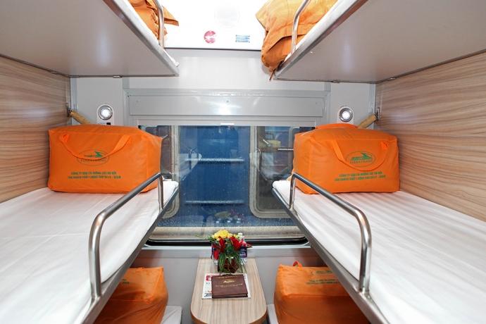 Tren entre Hanoi y Quy Nhon