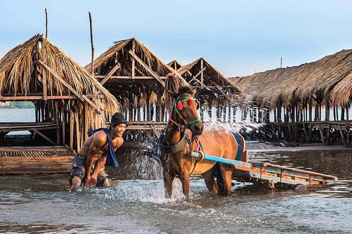 Descubre Koh Dach para pasar unas buenes vacaciones familiares en Camboya