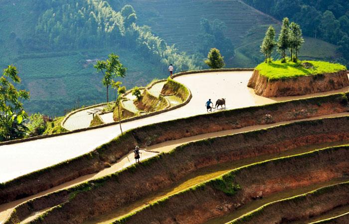 Verano en Ha Giang Vietnam