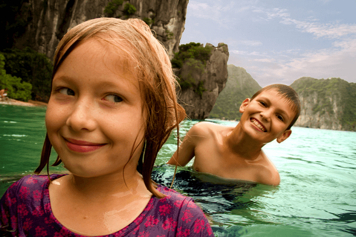 Viajar a Vietnam en julio y agosto Isla de Cat Ba