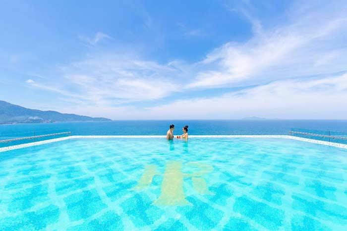 Que ver en Vietnam en enero y febrero playa en Dannag