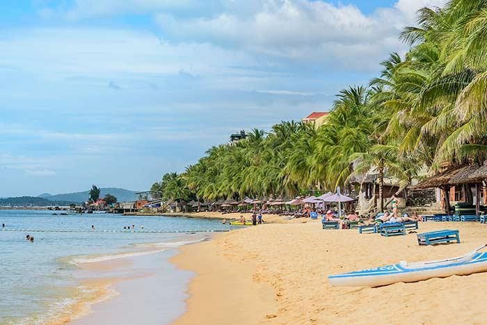 Viajar a Vietnam en marzo y abril Isla de phu quoc