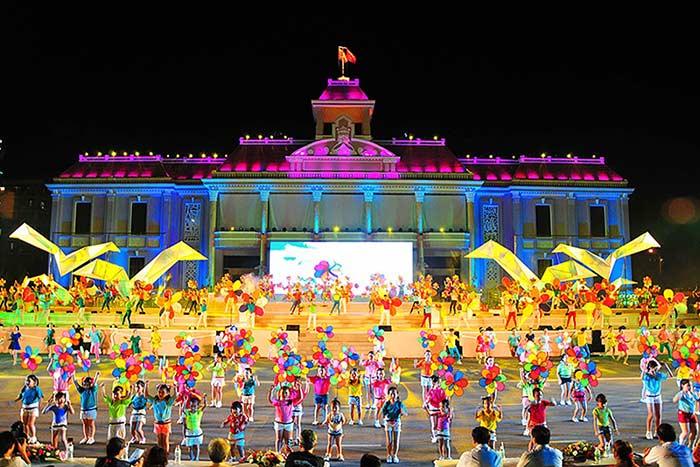 Consejos para viajar a Vietnam en mayo y junio festival en nha trang