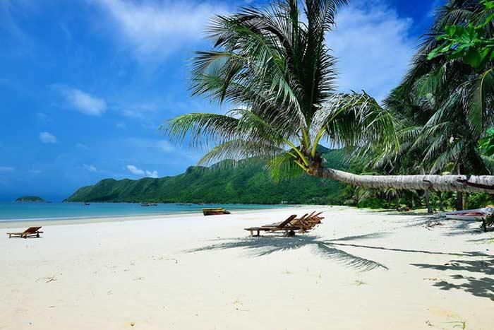 Consejos para viajar a Vietnam en mayo y junio isla de Con Dao
