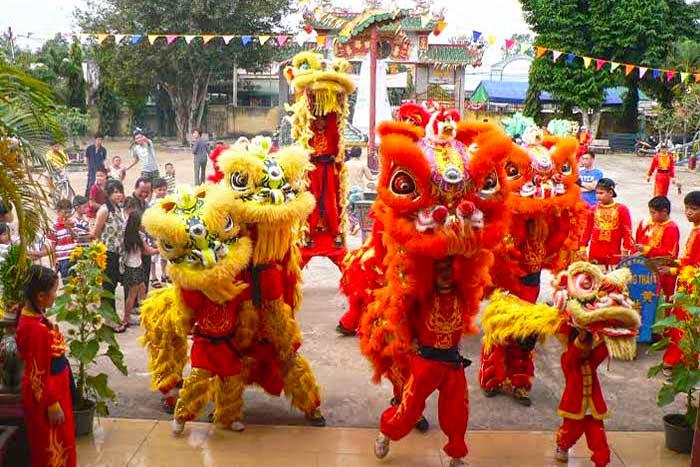 Consejos para viajar a Vietnam en setiembre festival de medio otono