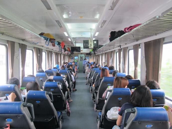 Viaje en tren desde Da Nang hacia Hoi An