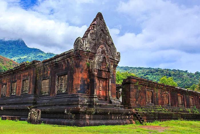 Champassak y Vat Phou en Laos