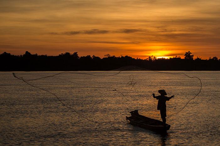 Vientiane en Laos
