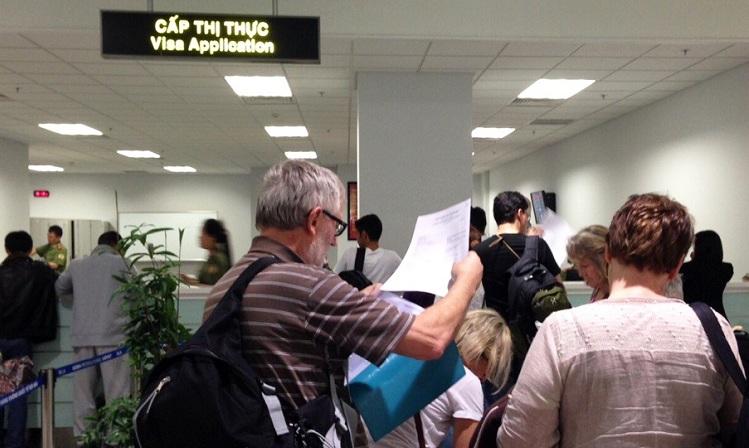 Formalidades en migraciones Vietnam