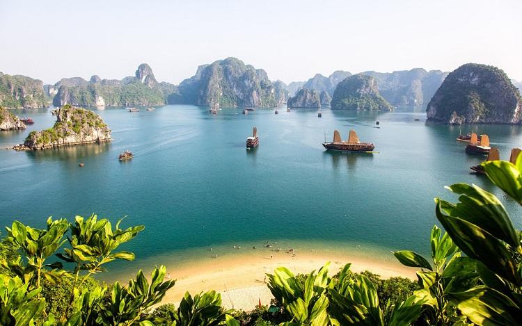Visado para Vietnam Bahia de Halong