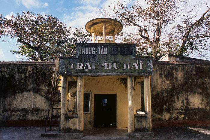 Penitenciaria Poulo Condor en Con Dao