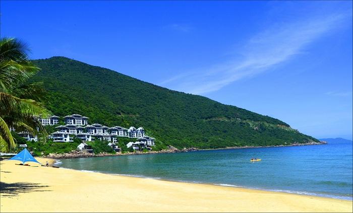 Peninsula de Son Tra Da Nang Vietnam