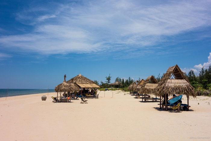 Playa de Hue Vietnam