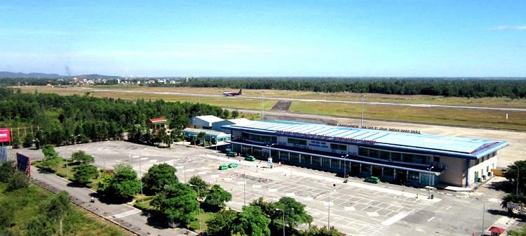 Aeropuerto internacional de Hue