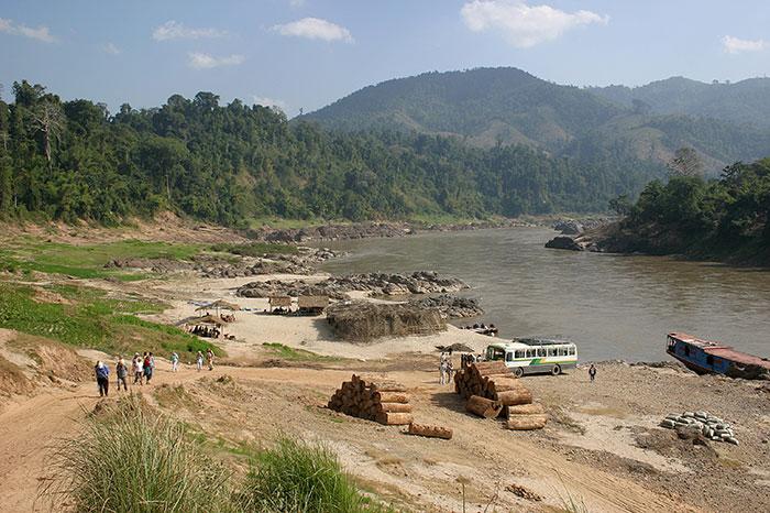 Xieng Kok en Laos